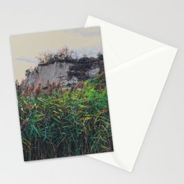 Hills and mountains Stationery Cards