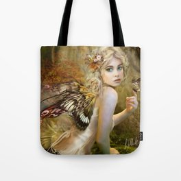 Touch of Gold - Fairy Tote Bag