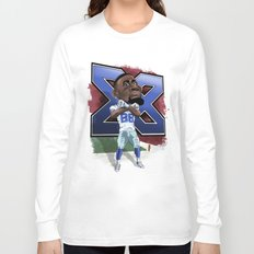 Dez Bryant Caricature Long Sleeve T-shirt