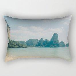 Thailand Beach Rectangular Pillow