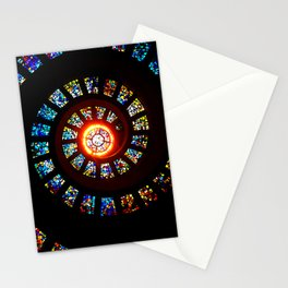 Spiral 56 Stationery Cards
