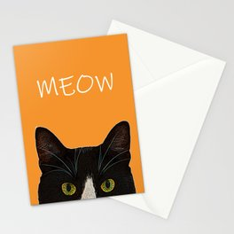 MEOW2 Stationery Cards