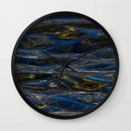 Jackson Lake Wall Clock