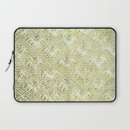 Lace knitting detail Laptop Sleeve