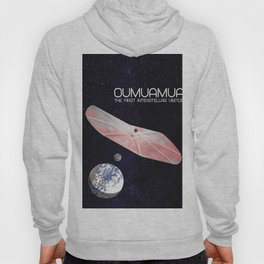Oumuamua - the solar system's first known interstellar visitor Hoody