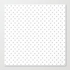 Gramophone - Graviola Filmes - White Canvas Print