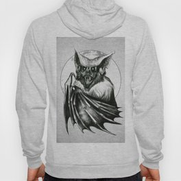Bloodlust - Black and white Hoody