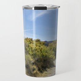 Mono Lake Tufa, No. 3 Travel Mug