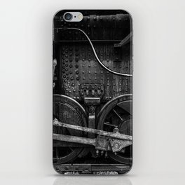 Iron Wheels iPhone Skin