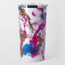 PINKY BLUE Travel Mug
