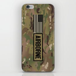 Airborne (Camo) iPhone Skin