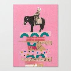 Higher Ground- Ellie Canvas Print