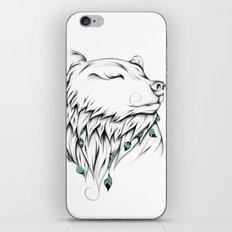 Poetic Bear iPhone & iPod Skin