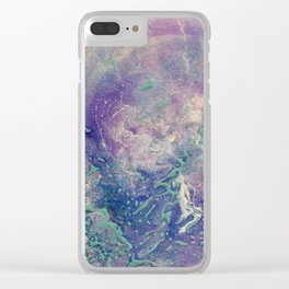 Falcon Clear iPhone Case