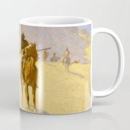"Frederic Remington Western Art ""The Parley"" Coffee Mug"