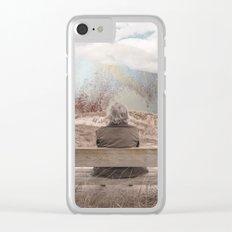Elysium Clear iPhone Case
