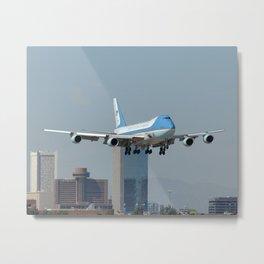 Airliner14 Metal Print