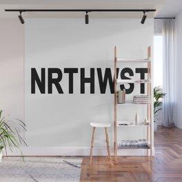PNW North West - Oregon - Washington Wall Mural