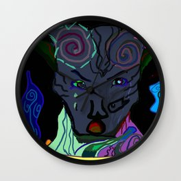 Ox Hyped Wall Clock