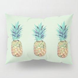 Pineapple, Ananas, Nanas, and Pina Pillow Sham