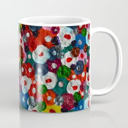 Flowers Blooming Coffee Mug