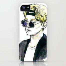 Fashionista Key. iPhone Case