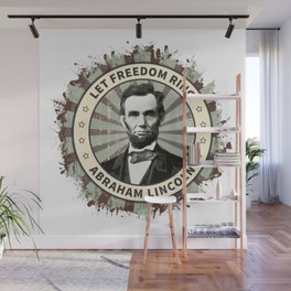 Let Freedom Ring Wall Mural