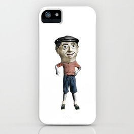capgròs iPhone Case