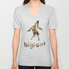 Bigfoot Predator Unisex V-Neck