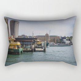 Sydney Ferries Rectangular Pillow