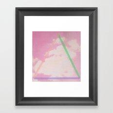 What Do You See II Framed Art Print