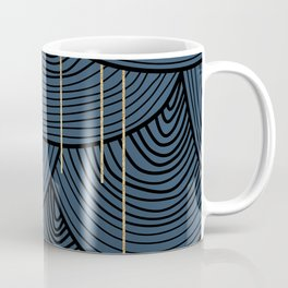 Golden Rain Coffee Mug