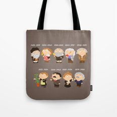 science for nerds  Tote Bag