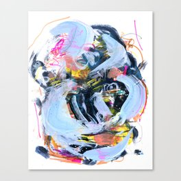 TITTY TWISTER Canvas Print