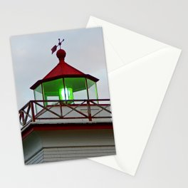 Green Lantern of Wood Islands Stationery Cards
