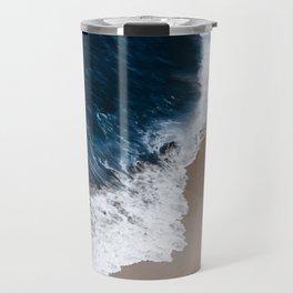 Even the biggest waves... Travel Mug