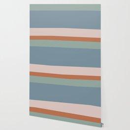 Contemporary Color Block XI Wallpaper