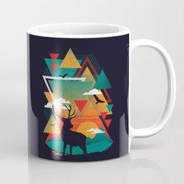 New Ridges Coffee Mug