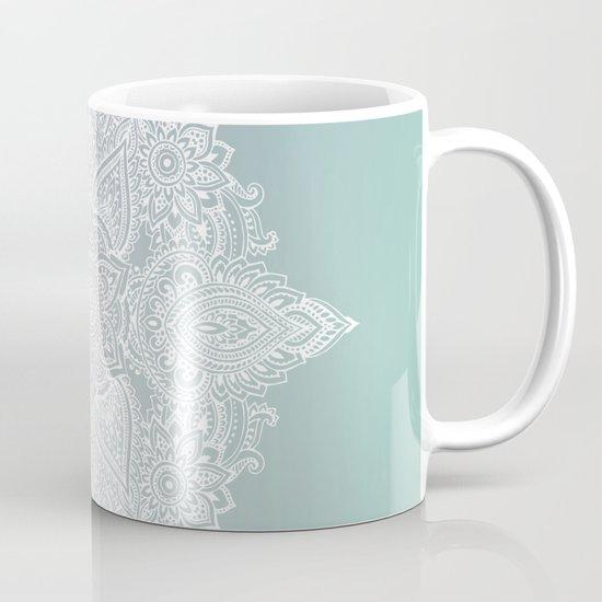 Mehndi Tattoo Ancient India Coffee Mug