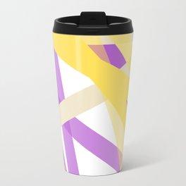 Banana Concrete Blueberry Trio Travel Mug