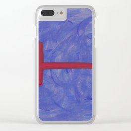 signo 1 Clear iPhone Case