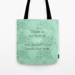 No Fear 02 Tote Bag