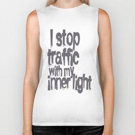 Stop Traffic Biker Tank