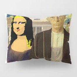 Anti Art Pillow Sham