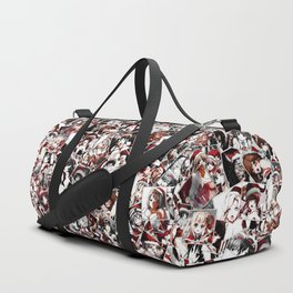 Christmas hentai Duffle Bag