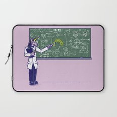 Unicorn Field Theory Laptop Sleeve