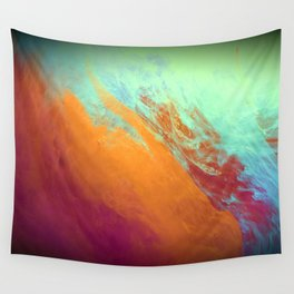 10th Planet Wall Tapestry