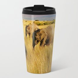 safari life Travel Mug