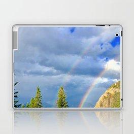 Canadian Rocky Rainbow Laptop & iPad Skin