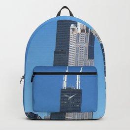 Chicago Historic Skyline Backpack
